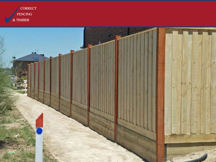 Correct Fencing & Timber | Melbourne Timber Merchant & Fencing